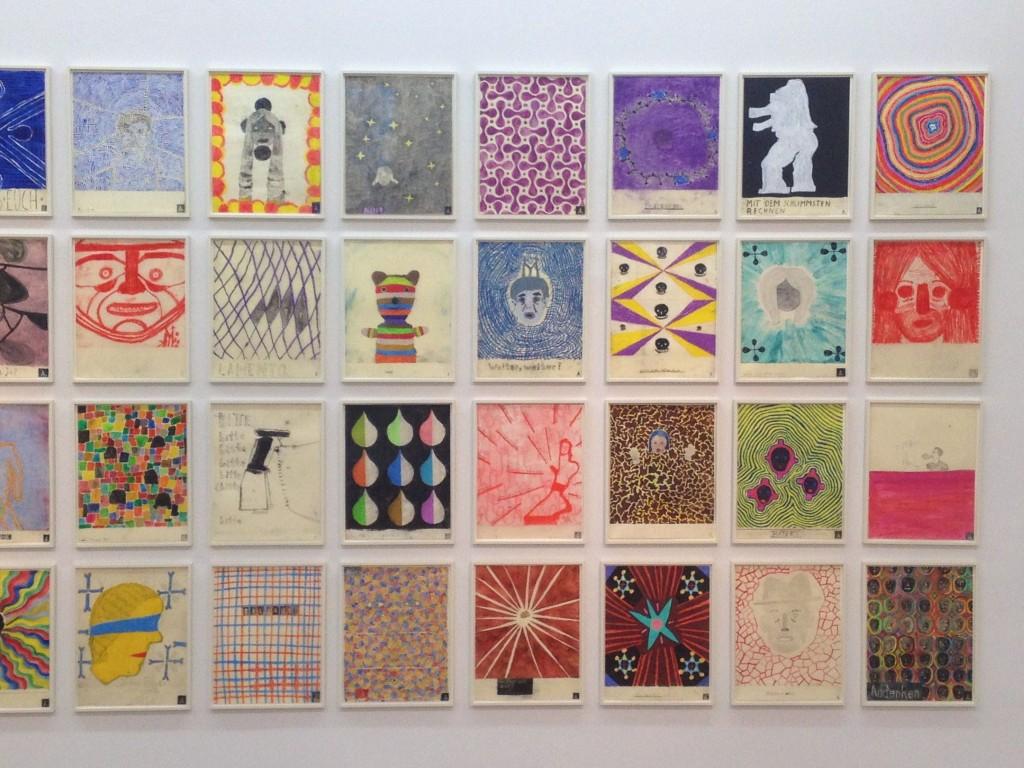 Ausstellung von Martin Assig im Haus am Waldsee