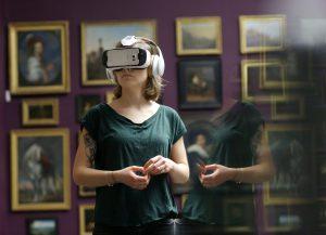 Virtuelle Zeitreise ind die Städelsche Sammlung