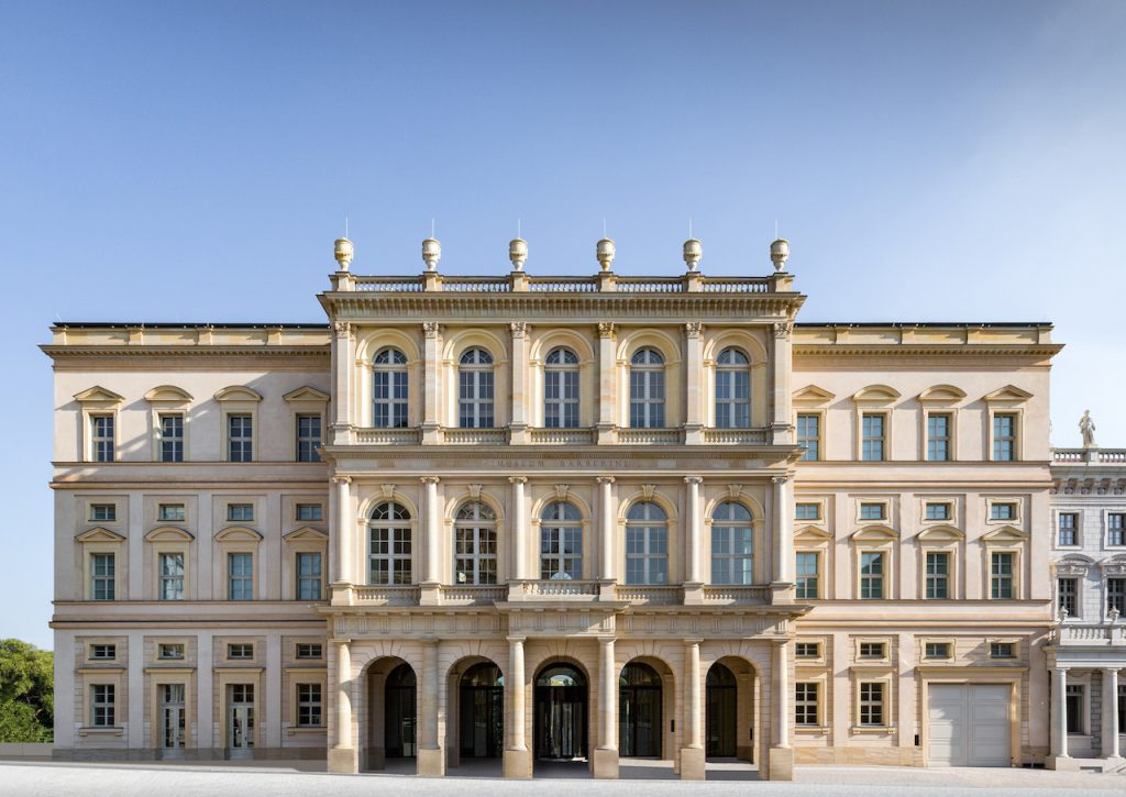 Museum Barberini, Frontansicht
