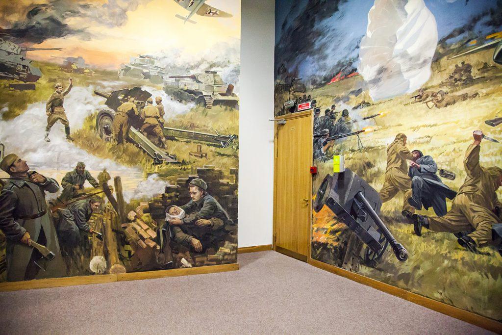 Museum des Großen Vaterländischen Krieges, Moskau 2015