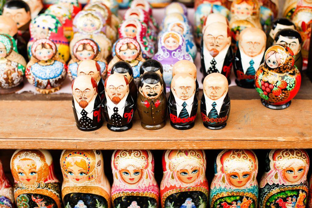 Moskau, Sandra Ratkovic